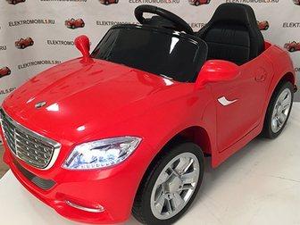 Увидеть фотографию  Продаем детский электромобиль мерседес t007tt 35047903 в Тольятти