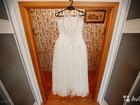 Скачать foto  Свадебное платье, фата, перчатки, кринолин 34541475 в Томске