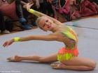 Фотография в Одежда и обувь, аксессуары Спортивная одежда Продаю купальник для художественной гимнастики. в Томске 8000