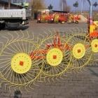 Грабли-ворошилки 4 колесные Польша