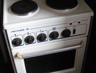 электрическая плита Продам плиту Лысьва 15 с духовкой в отличном состоянии (3 ко