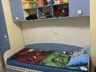 Детская Кровать с подвесными ящиками