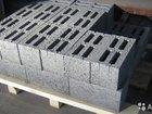 Блок из керамзита 4 щелевой Арт. 58-9 Код. 456-87