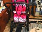 Фотография в Для детей Детские коляски Продаю коляску для девочки, в отличном состоянии. в Туле 4500
