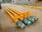 Увидеть фото Другие строительные услуги Шнековый транспортер -шнек для цемента 52549741 в Туле