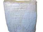Свежее foto  Ветошь белая (хб) 40 см x 60 см в брикете весом 10 кг, 76006632 в Туле