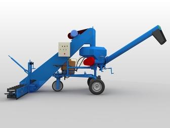 Смотреть foto Спецтехника Оборудование для доработки зерна 68523251 в Туле