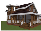 Скачать бесплатно фотографию Разное Строительство дома! 35020822 в Твери