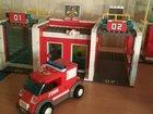 Лего, Пожарная часть