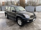 Toyota Land Cruiser Prado 4.0 AT, 2007, 199 726 км