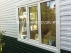 Пластиковое окно пвх Rehau 2500х2150