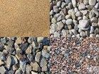 Земля, торф,песок, пгс, гравий