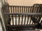 Кровать Детская с поперечным маятником
