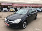 Opel Astra 1.6 МТ, 2007, 142 000 км