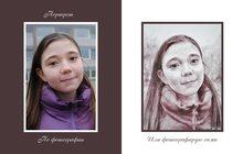 Портреты, любые услуги художника