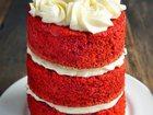 Свежее изображение  Торты и пирожные на заказ Красный бархат свадебные детские юбилей Уфа 33308568 в Уфе