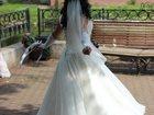 Изображение в Недвижимость Сады Продам свадебное платье+перчатки в подарок, в Уфе 5500