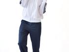 Просмотреть foto Женская одежда Спортивный костюм хлопок салатный/черный 36787685 в Уфе