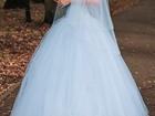 Увидеть фото  Свадебное платье в отличном состоянии 37666255 в Уфе