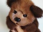 Смотреть фотографию  Мишка из меха норки в стиле натюр 66547815 в Уфе
