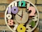 Уникальное фото Другие предметы интерьера Часы настенные ручной работы, 67783414 в Уфе