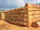 Скачать бесплатно foto  Срубы домов из зимнего леса 68748081 в Уфе