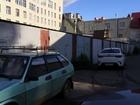 Капитальный гараж площадью 18,4 кв.м в историческом центре У