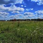 Большой и широкий земельный участок в д.Елкибаево Калининско