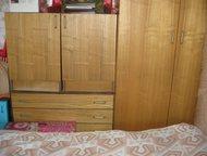 спальный гарнитур Продается спальный гарнитур б/у в хорошем состоянии : шкаф с а