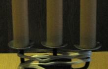 Светильник-сувенир из СССР