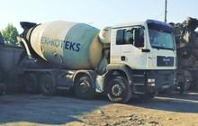 Автобетоносмеситель для перевозки бетона или раствора