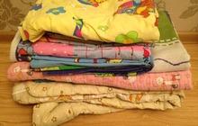 Одеяла и постельное белье
