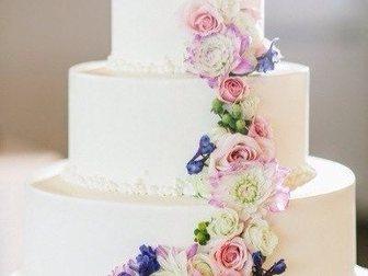 Уникальное фотографию Организация праздников Свадебный каравай или чак чак в подарок при заказе торта 33195509 в Уфе