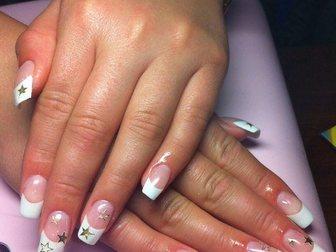 Свежее изображение  Покрытие гель лаком ,наращивание ногтей,волос (опыт 6 лет) 33957532 в Уфе