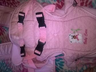 Уникальное фотографию  Детский конверт и рюкзак 37447176 в Уфе