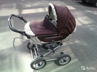 Скачать бесплатно foto Детские коляски коляска 2 в 1 Rjan kortina 37573590 в Уфе