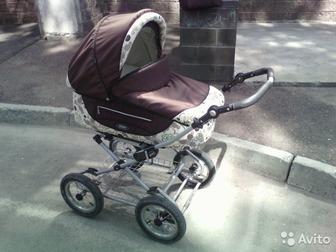 Увидеть изображение Детские коляски коляска 2 в 1 Rjan kortina 37573590 в Уфе