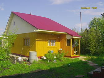 Свежее изображение  зимняя дом-дача, круглогодичное проживание 39859253 в Уфе