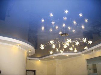 Просмотреть изображение  Натяжные потолки ! Светильники в подарок! 68402770 в Уфе