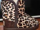 Скачать бесплатно foto Детская обувь Уги леопардовые 33826446 в Ульяновске