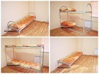Изображение в Мебель и интерьер Мебель для спальни Металлическая кровать эконом класса. Основание в Урюпинске 535