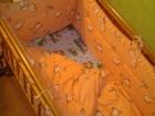 Новое фото  Детская кроватка 37788362 в Уссурийске