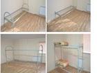 Изображение в Мебель и интерьер Столы, кресла, стулья Продаём металлические кровати эконом-класса! в Уварово 0