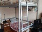 Кровать-чердак двухспальная, разборная Тромко