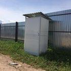 Туалет с сиденьем и без, Бесплатная доставка