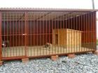 Увидеть изображение Мебель для дачи и сада Продаем вольеры для животных металлические 34333896 в Великом Новгороде