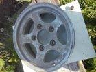 Изображение в Авто Колесные диски продам комплект литых дисков вспо стояли в Верхней Салде 1500