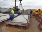 Уникальное фото Строительные материалы Линия по производству дорожных и аэродромных плит 40614233 в Верхней Туре