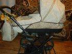 Увидеть фото Детские коляски Продам детскую коляску 33366182 в Верхотурье