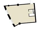 Продаются 2-комн. апартаменты площадью 46 кв.м на 5 этаже 19